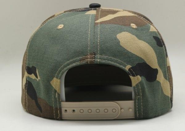 CSBFEVER Camo Snapback Cap (2)