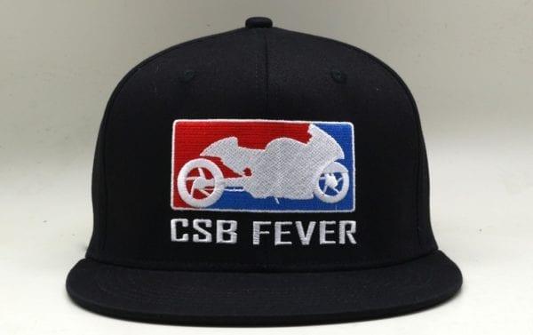 CSBFEVER Flex Fit Flat Brim Cap (1)