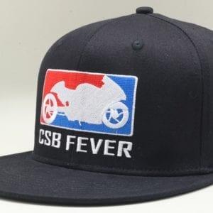 CSBFEVER Flex Fit Flat Brim Cap (3)